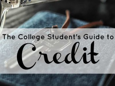 One challenge students will have to face is the task of building good credit. Credit is an essential part of life that provides opportunity to excel and achieve financial security.