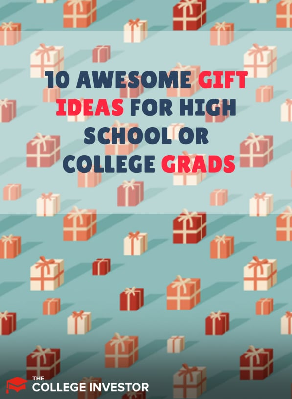 10 Awesome Gift Ideas For High School Or College Grads