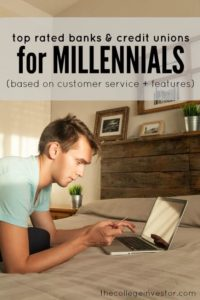 When it comes to millennials and banking there seems to be a lot of confusion. Here's what millennials really want in a bank plus top rated banks and credit unions that meet those needs.