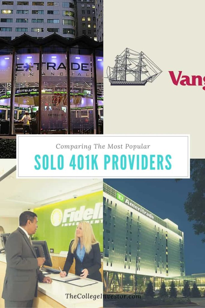 Comparing Solo 401k Providers