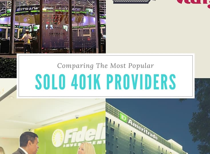 Comparing The Most Popular Solo 401k Options