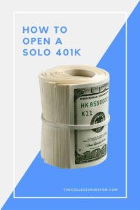 How To Open A Roth Solo 401k