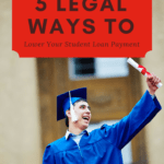 Lower Your Student Loan Payment