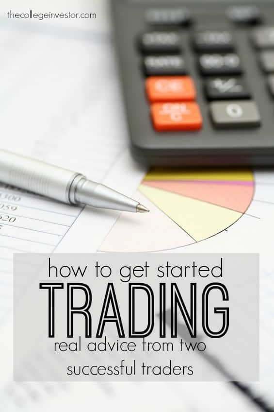 Contrary to popular beleif day trading is not gambling or a scam. Here's how to get started in trading from two super successful day traders.