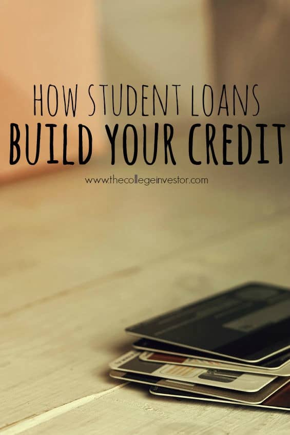 Wondering how your student loans affect your credit score? Here's how student loans build your credit and how they can also ruin it.
