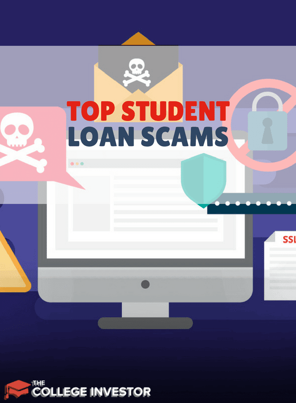 The most common student loan scams involve paying fees to consolidate or to get forgiveness and gimmicks to eliminate your loan debt.