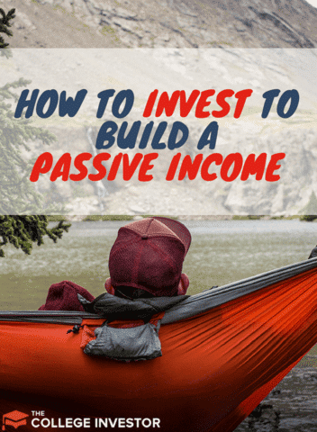 Invest to generate a passie income