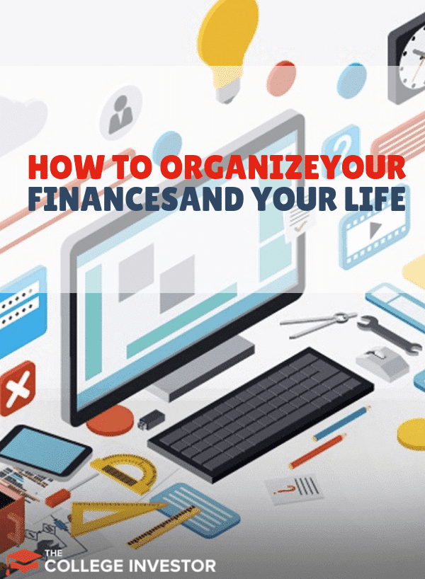 How To Completely Organize Your Finances And Your Money Life