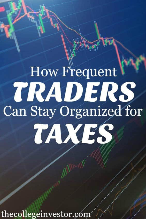 How Frequent Traders Can Stay Organized For Taxes