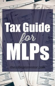 Because MLPs are taxed as limited partnerships, they offer some incredible benefits. Here's tax guide for MLPs.