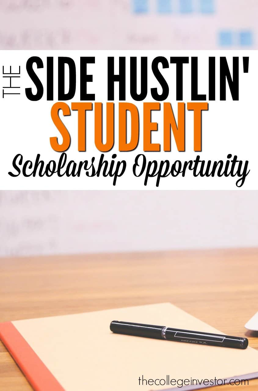 Here are the finalists for the 2018 Side Hustlin' Student $2,000 scholarship - please vote on your favorites by sharing on social media.