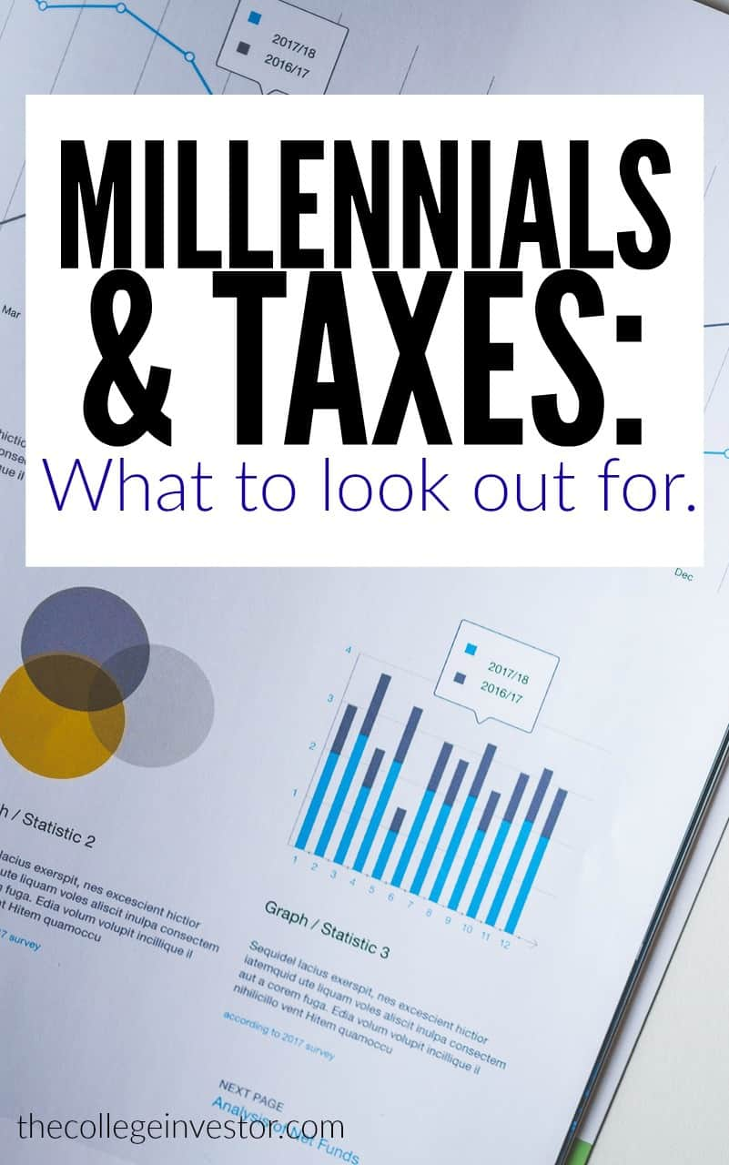 If you're a millennial you might be dealing with a more complicated tax situation than ever before. Here's what to look for and how to deal.