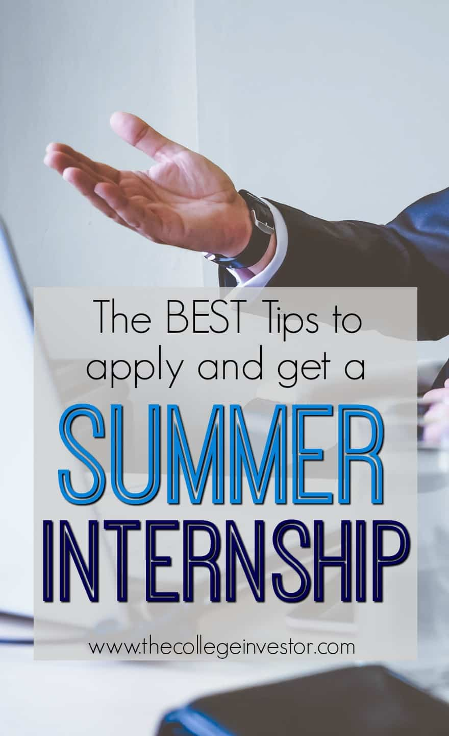 Summer is quickly approaching but you still have time left! Here's how to apply and get a summer internship.