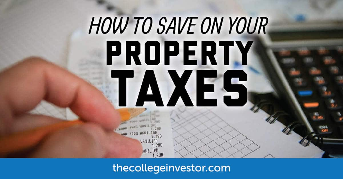How Can I Save On My Property Taxes