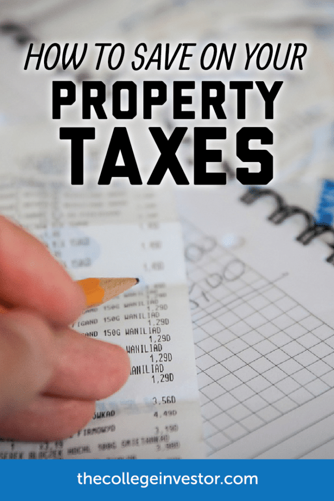 How To Save On Your Property Taxes