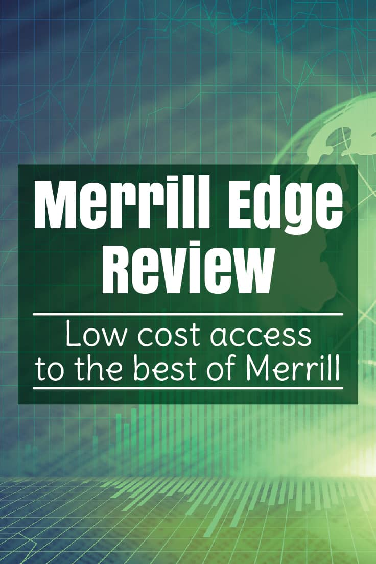 Merrill Edge encompasses three unique products. a discount brokerage, a robo-advisor, and human advisors. It can be a good solution for some.