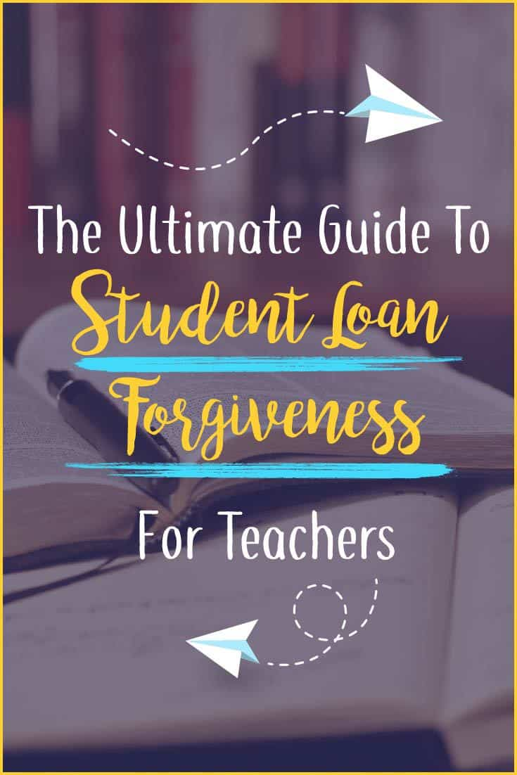 There are multiple ways to get student loan forgiveness for teachers, including PSLF, Teacher Loan Forgiveness, Perkins Forgiveness, and more.