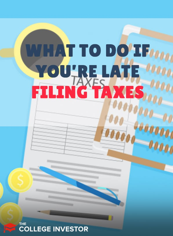 What To Do If You're Late Filing Taxes