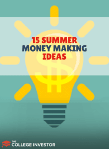 Summer Money Making Ideas For College Students