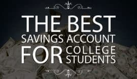 Best Savings Accounts For Students