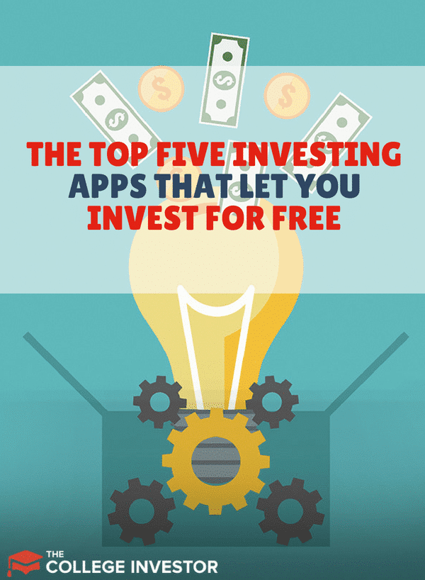 Want to start investing without having to pay all the fees. These 5 investing apps will help you invest for free.