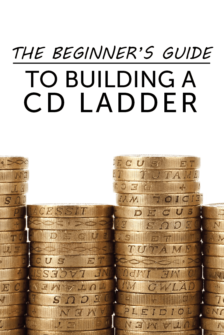 Want to start investing in CDs? Check out this post to learn how to build a CD ladder.