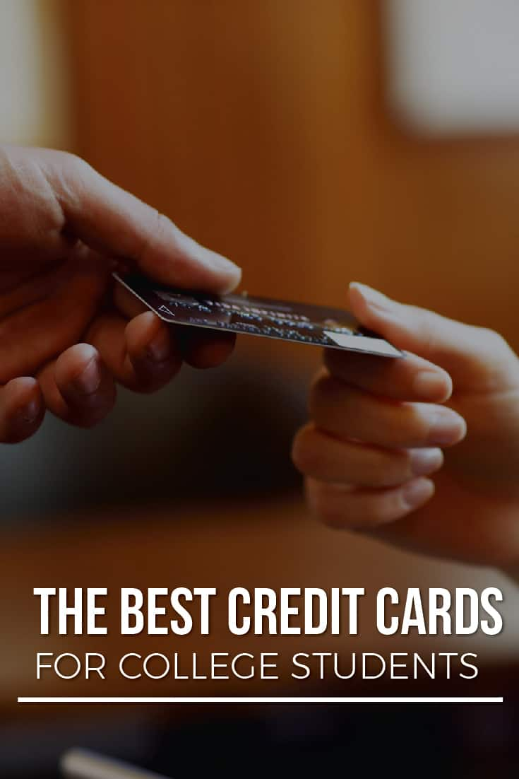 We break down the best credit cards for students and the best student cards to build credit, earn rewards, and make spending easier away at school.