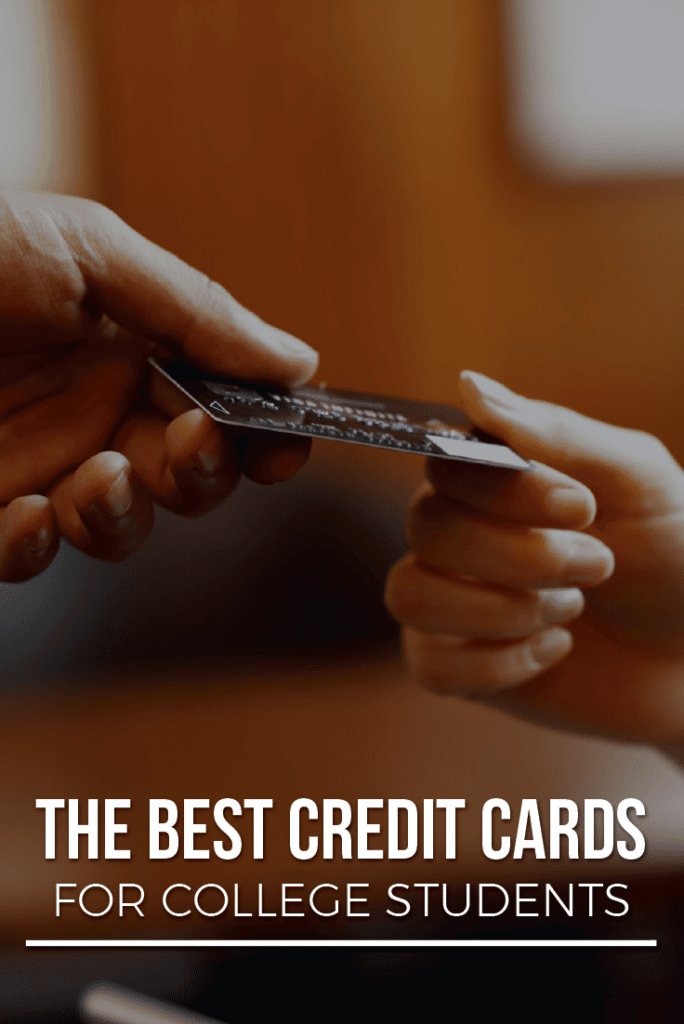 5 Best Credit Cards For College Students
