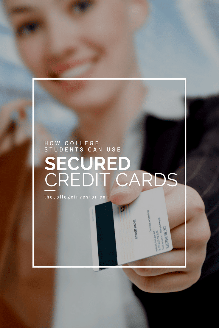 Secured credit cards are a great way to build credit and help supplement college expenses. Here's how students & parents can use secured credit cards wisely.