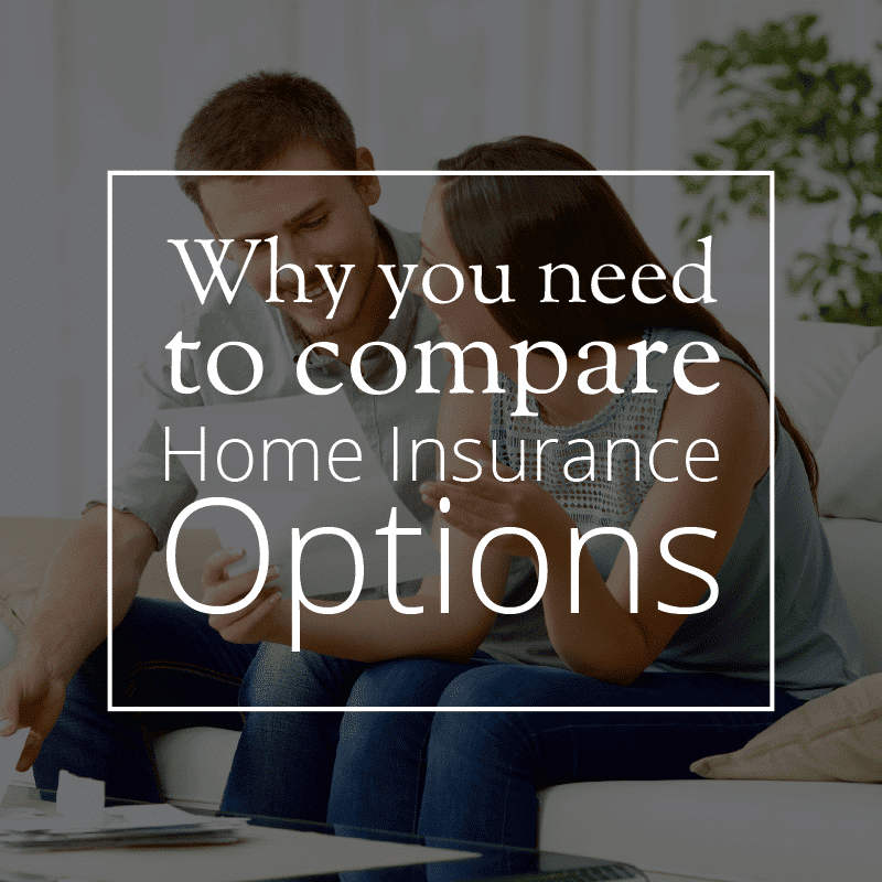 Why You Should Compare Homeowners Insurance Options Annually