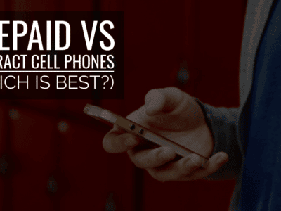 Prepaid Vs Contract Cell Phone Plans