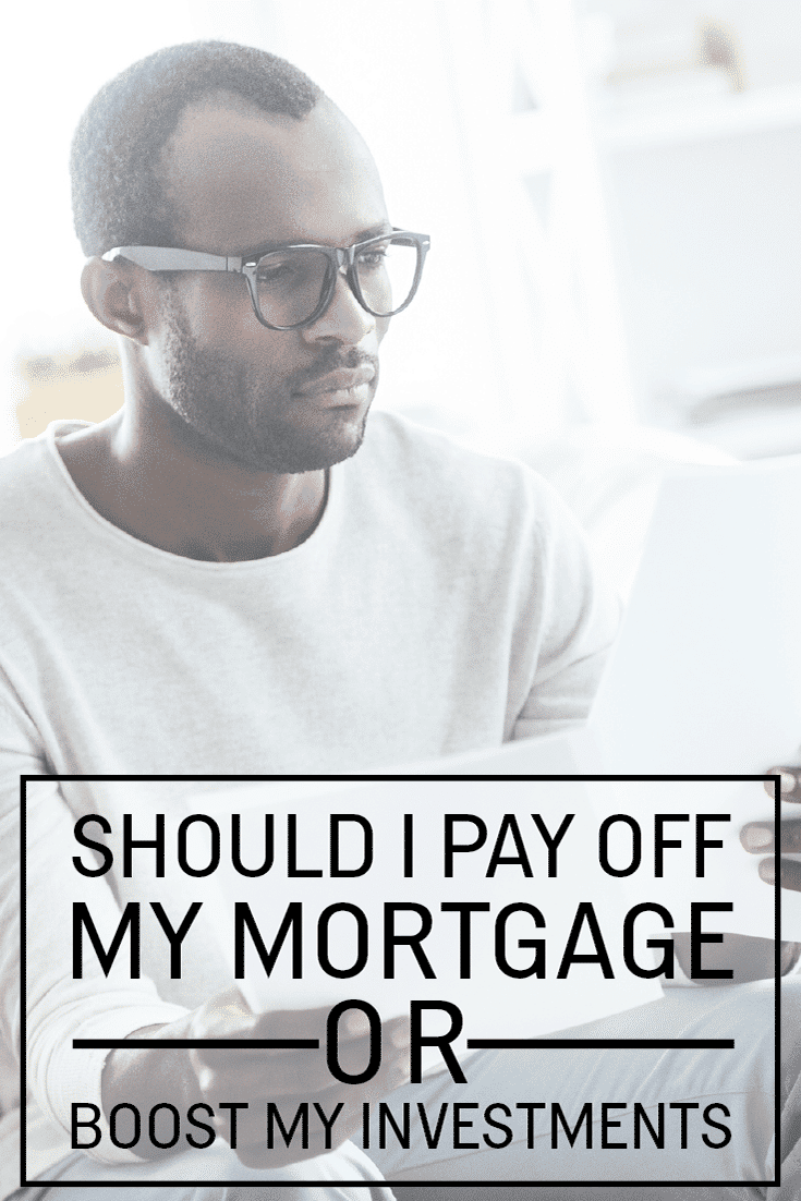 Which one will provide you with the most ROI - paying off your mortgage or boosting your investments. Find out the breakdown of your potential return in this post