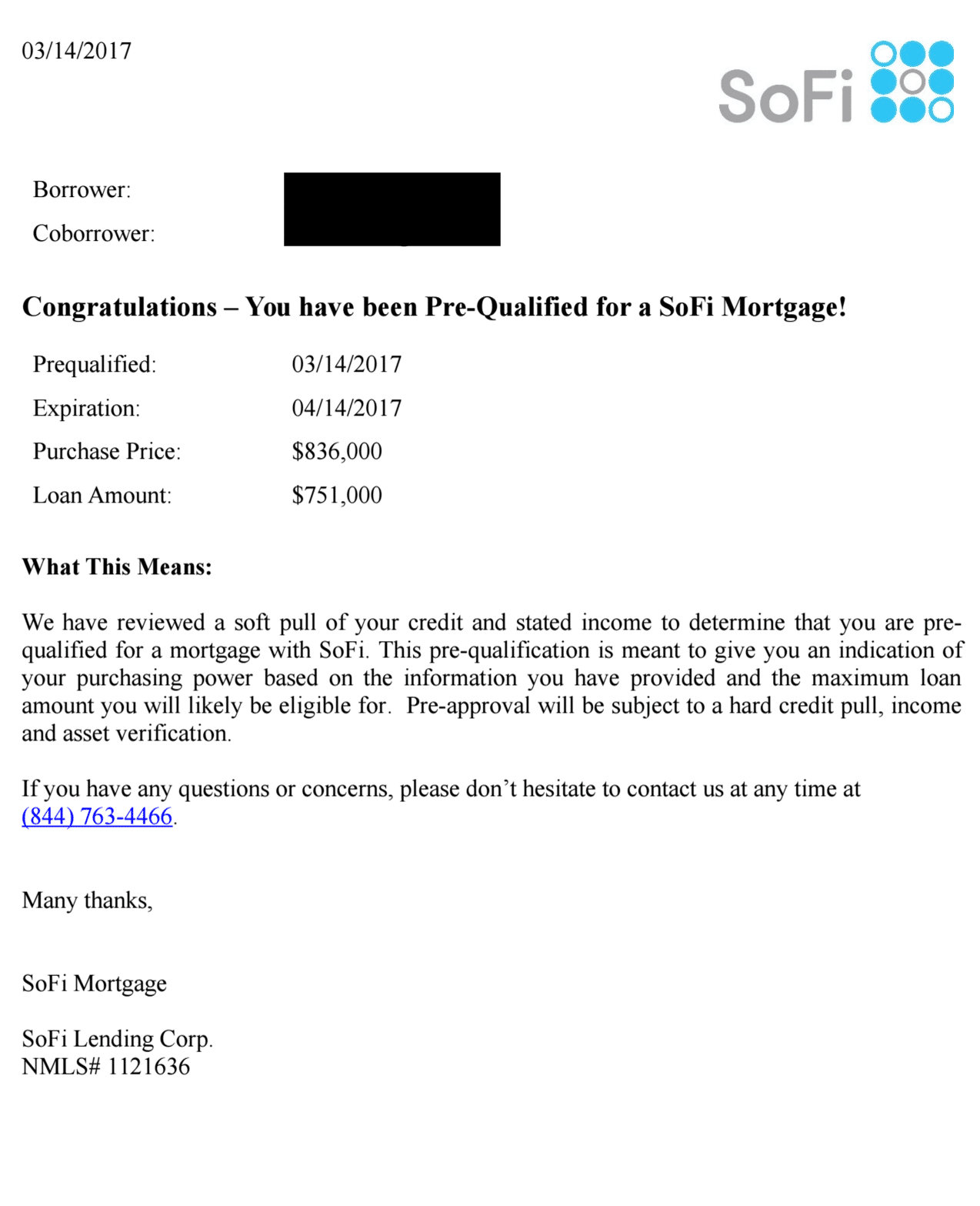 pre approval letter sofi mortgage review pre qualification 24042 | SoFi Pre Qualification