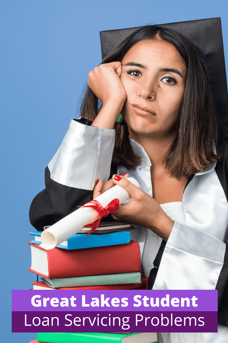 Great Lakes is one of the biggest student loan servicers in the U.S. but the company leaves a lot to be desired. Here are common problems people have with them.
