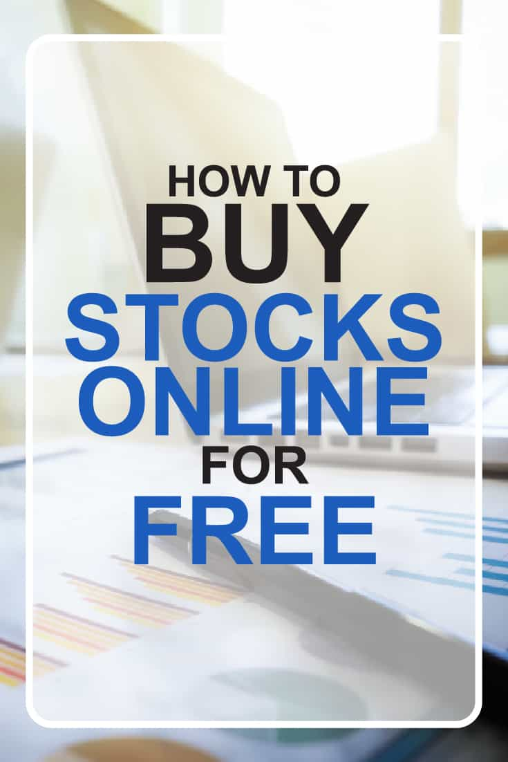 How To Buy Stocks Online For Free