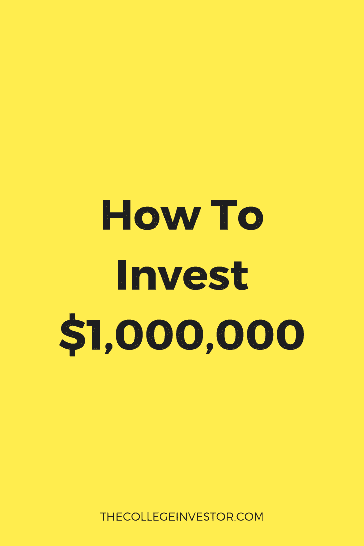 I break down specifically how to invest $1,000,000 with the potential for future FIRE (Financial Independence Retire Early).