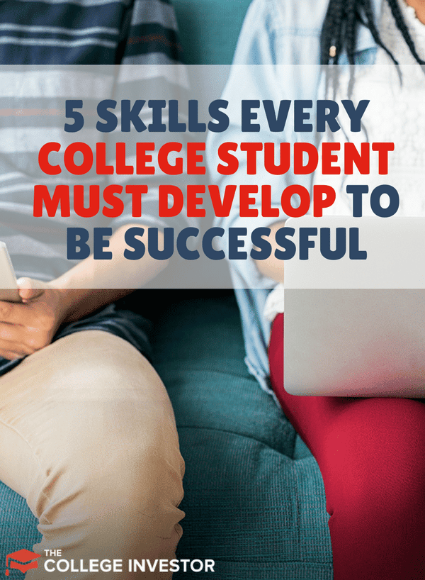 These 5 college skills for successes may seem like common sense, but you'd be amazed how few practice them!