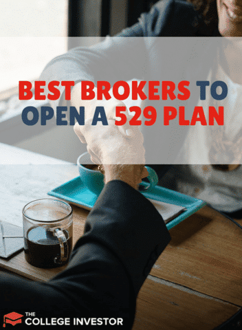 If you are in the market for a 529 plan these are the best brokers to choose from!