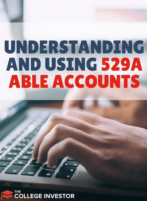 Considering a 529A ABLE account due to a disability? Don't miss this awesome guide all about 529A ABLE accounts! ????