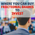 Where To Buy Fractional Shares To Invest