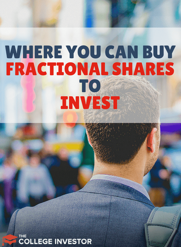 Interested in investing in fractional shares? This is what you need to know! ????