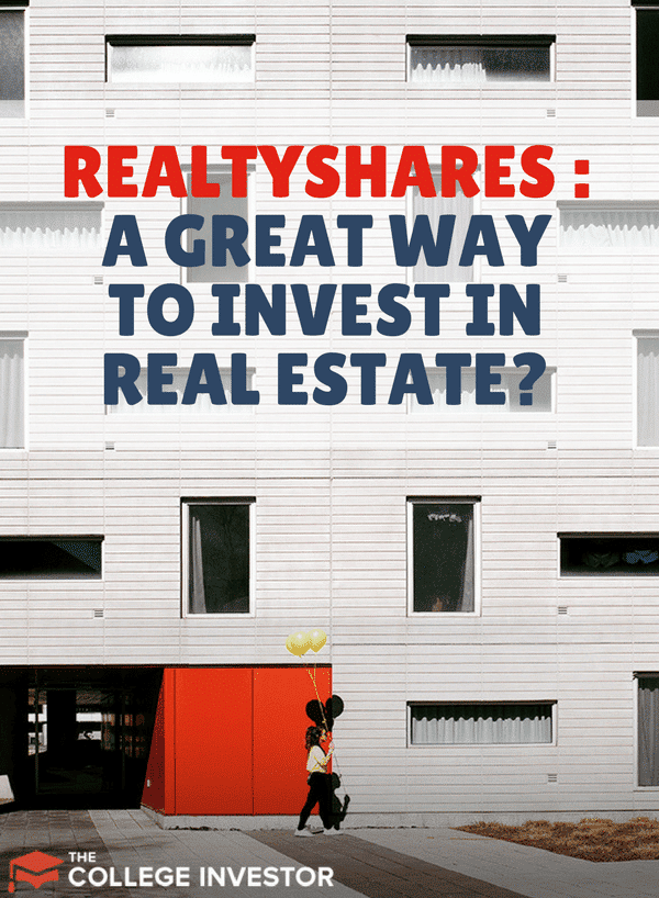 So you are interested in investing in realty? ???? Check out this review on RealtyShares, and if it's the right option for you! ????