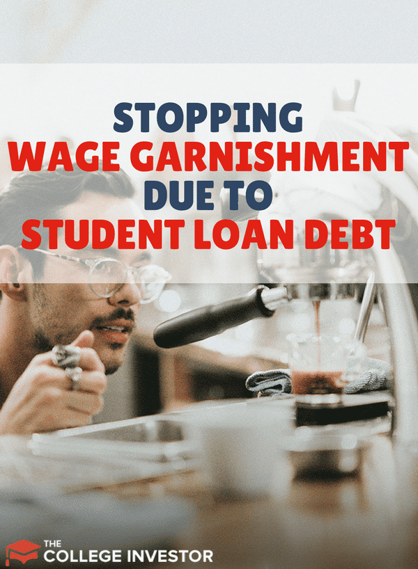 Don't let your wages be garnished due to student loan debt. Here's how you can protect yourself!