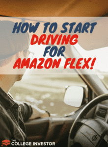 How To Start Driving For Amazon Flex