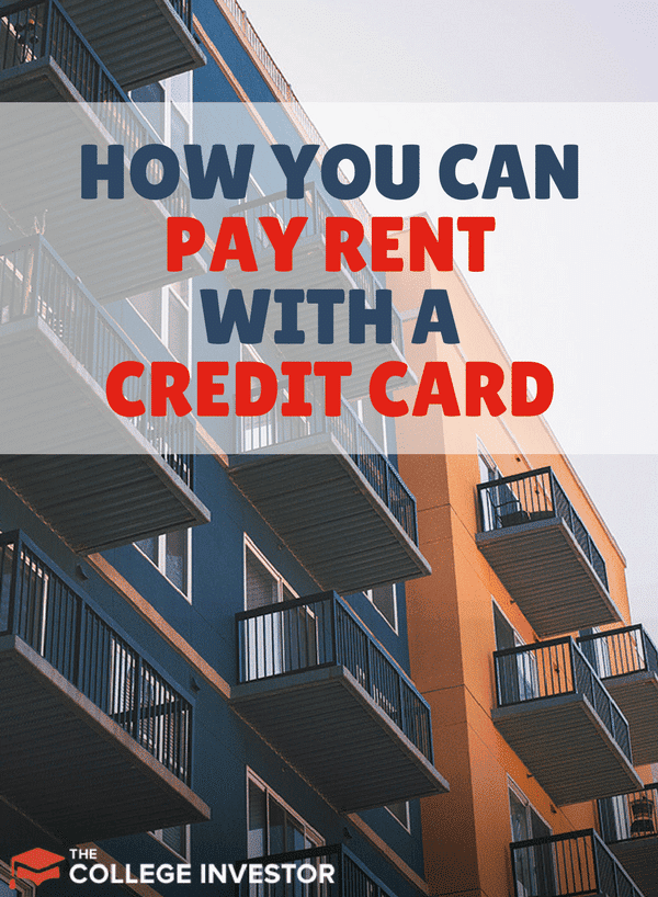 Pay Rent With A Credit Card