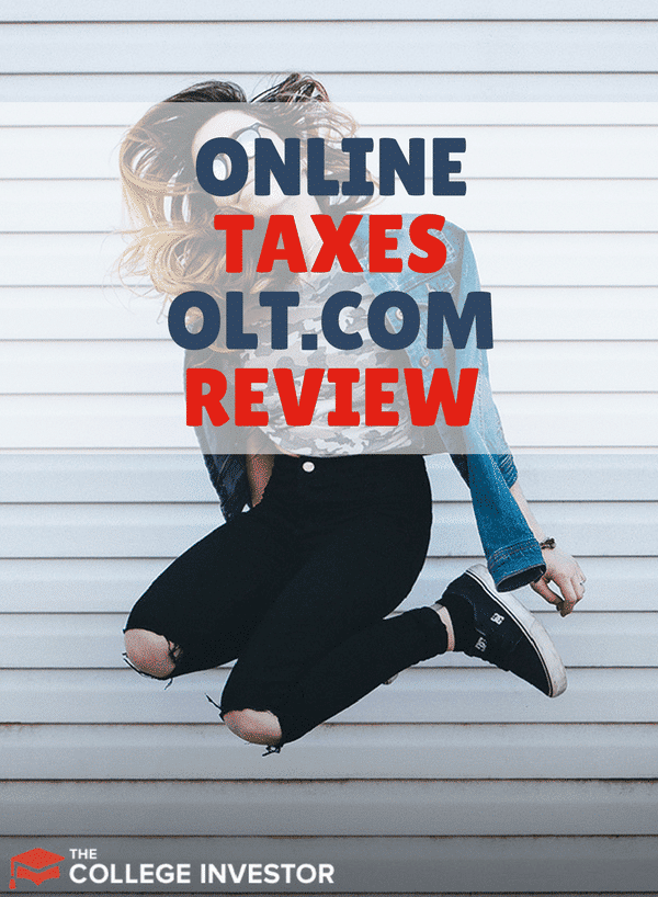 Online Taxes (or OLT.com) is a barebones tax preparation software that we don't recommend. We've found it buggy and difficult to use.