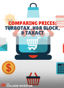 Comparing Prices Of TurboTax, H&R Block, and TaxAct 2019
