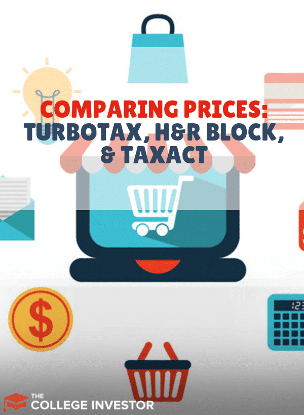 Comparing Prices Of TurboTax, H&R Block, and TaxAct 2021