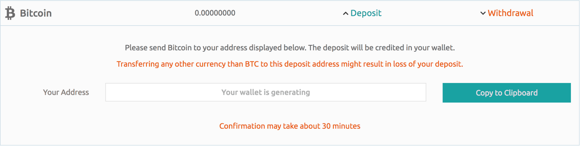 Bitcoin Address Bitsane
