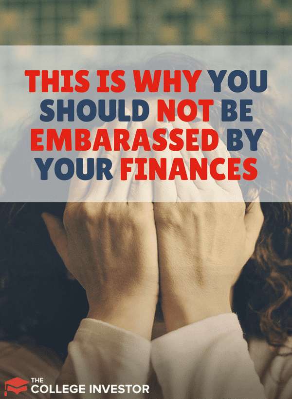 Are you doing your best, but still struggling financially? ???????? Read more about why you should not feel embarrassed by your finances